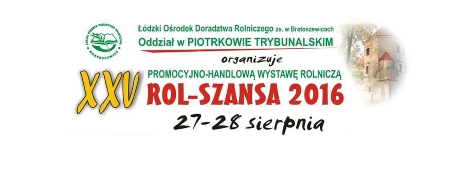 ROL-SZANSA 2016